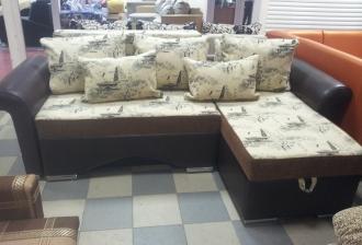 Угловой диван 2001