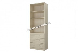 Шкаф 2-х дверный Дженни СТЛ.127.20  Артикул: 2013012702000