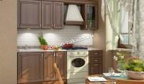Кухня Равенна Орех Альфатерм