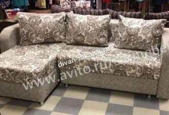 Угловой диван № 197