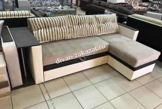 Угловой диван 07-2019