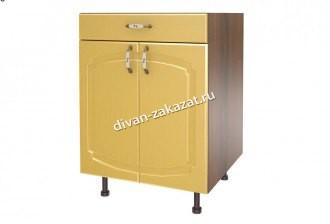 Эмилия шкаф напольный с ящиком