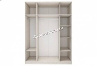 Шкаф 4 дв. с зеркалом Лозанна СТЛ.223.01