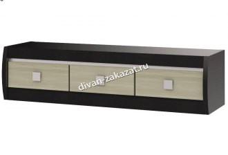 Тумба под TV с 3-мя ящиками Ксено СТЛ.078.12
