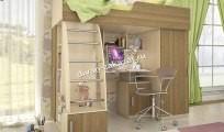 Кровать левая Мика СТЛ.121.07
