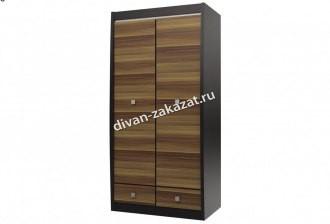 Шкаф 2-х дверный с 2-мя ящиками Ксено СТЛ.078.08