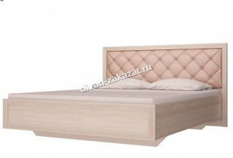 Кровать с мягким изголовьем Орион