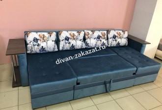 Угловой диван два угла