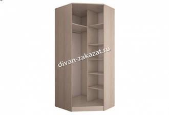 Шкаф угловой правый с зеркалами Орион