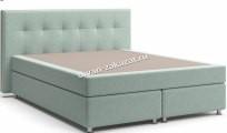Кровать Николетт Box Spring (с матрасом) Артикул: 2018030180117